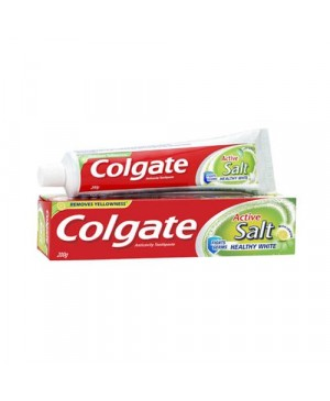 COLGATE TOOTH PASTE ACTIVE SALT 200GM