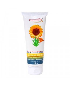 PATANJALI HAIR CONDITIONER DAMAGE CONTROL 100GM