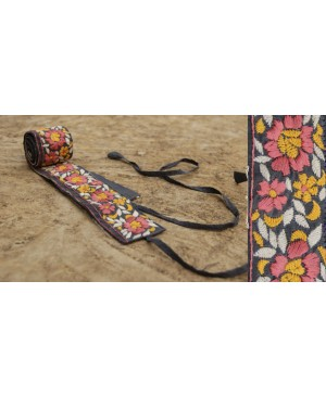 Hand Embroidery Belt